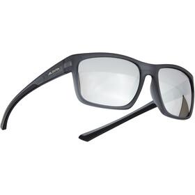 Alpina Lino I Glasses grey transparent matt/black mirror